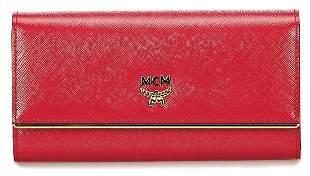 MCM wallet series Ivana Blum Trifold color hot