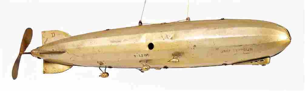 MÄRKLIN Graf zeppelin, DLZ 127, 40 cm, used, good,
