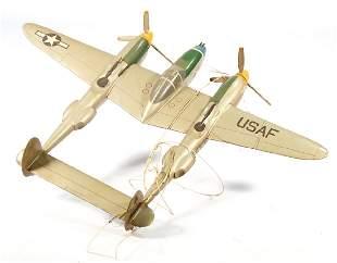 plane 2 propeller plane USA MAMAS BOY exceptional