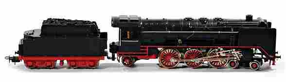MÄRKLIN H0, 20 V, tow-tender-locomotive, HR800, 2C1,