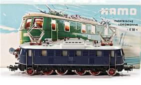 MÄRKLIN H0, electric-locomotive, E1835, blue, in