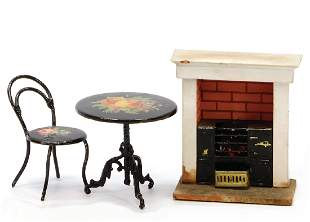 probalby ROCK amp GRANER table with chair sheet