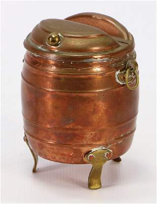 exceptional box copper 3leg inside coated with
