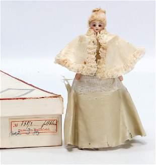bisque porcelain shoulder headed doll 165 cm fix