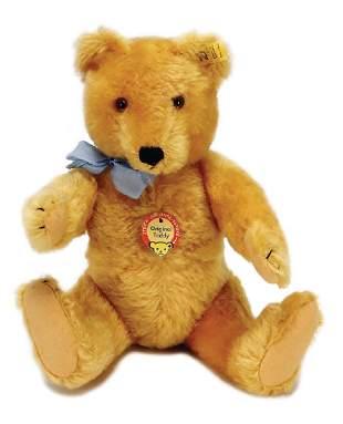 STEIFF original teddy yellow33cm complete No