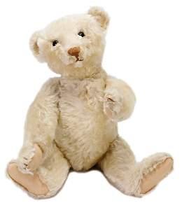 """STEIFF teddy """"Bärle"""", item number  28 PAB/5328,1, shiny"""