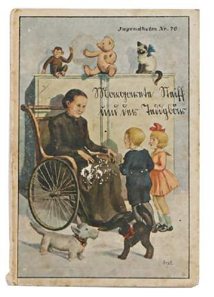 STEIFF book Margarete Steiff und der Teddybr Die