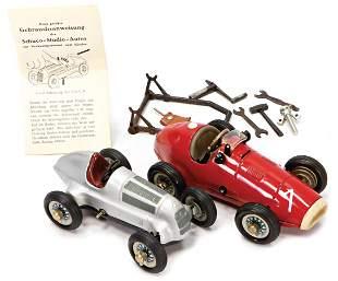SCHUCO Grand Prix Racer, 1070, US-zone, clock mechanism