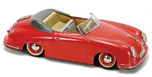 DISTLER Porsche, 356, sheet metal, dash shifter and