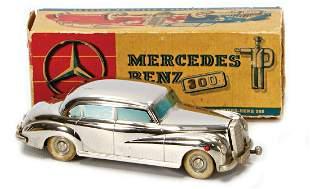PRAEMETA Mercedes, 300, Adenauer, casting,