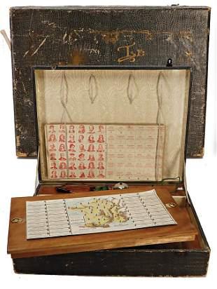 Le Moniteur Electrique!, question and response game,