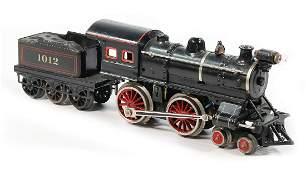 "BING track 0, American express train ""New York"