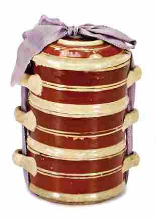 meal carrier ceramic for a big early kitchen 13 cm