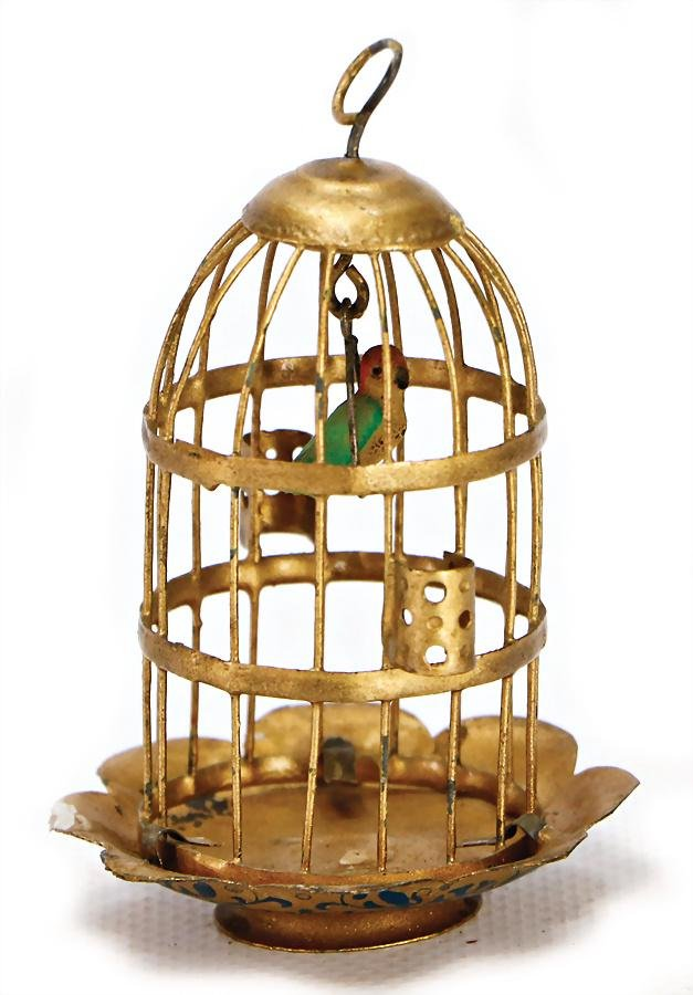 ROCK & GRANER Biberacher sheet metal, birdcage,