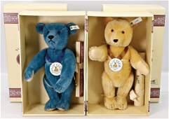 STEIFF 2 Bären, Replica, 1x Baby-Bär, Replica 1946,
