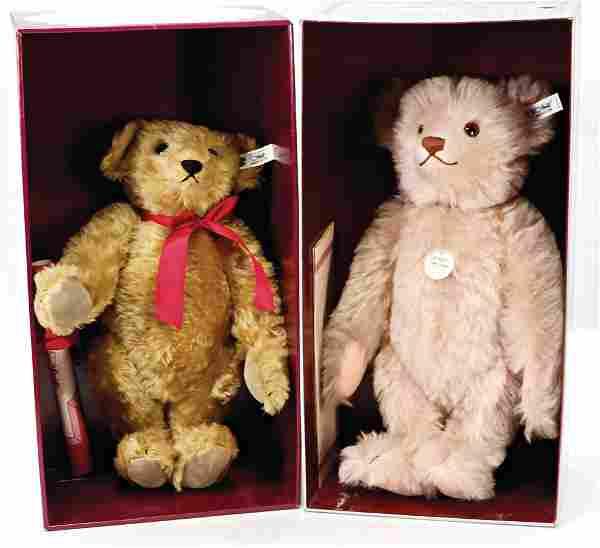 STEIFF 2 Bären, 1x Bär-Tobias, limitierte Auflage von