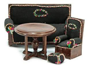 SKIRT amp GRANER Biberracher livingroom suite