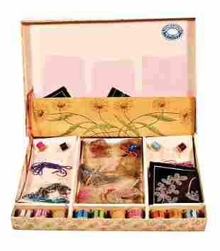 bead filigree beadingnbsp box original box with