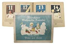 Reichhold  Lang Munich advent calendar Peter u