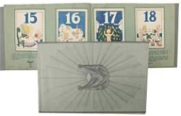 Reichhold  Lang Munich advent calendar Peter and
