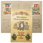 Reichhold  Lang Mnchen advent calendar Im Lande