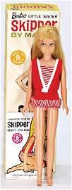 MATTEL Barbie Skipper, Zust. 1-2, im Orig.-Kart.