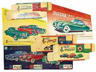 mixed lot original boxes, Prämeta Köhler Automobile,