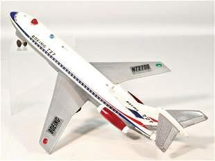 Boing 727 MT Made in Japan 40 cm span sheet metal