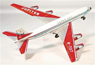 plane Japan 4engine jet span 55 cm