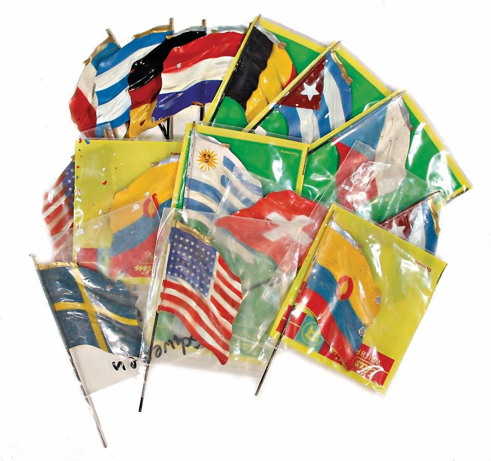 big mixed lot suitable for 10 cm, figures, flags, sheet