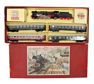 MÄRKLIN H0, train packet, ,3126, fast train locomotive,