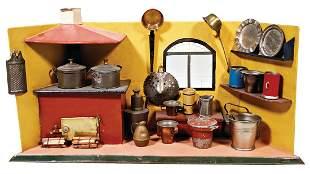 ROCK amp GRANER BIBERACHER BLECH small kitchen with