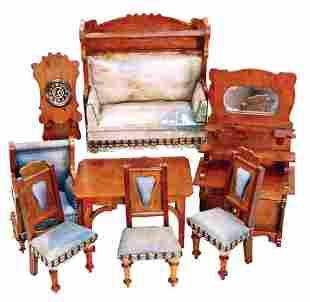 dollhouse furniture program mirror bureau height 20