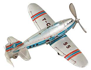 TIPP&CO single-engined prop plane, T-C 55, TIPP&