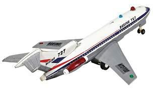 Boing 272, plane, Japan, sheet metal and plastic
