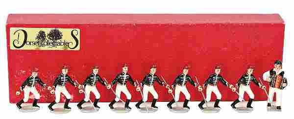 Dorset, Scottish national dance with sticks, 6 cm, fine