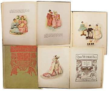 Queen Victoria´s Dolls by Frances H. Low Ilustrated by