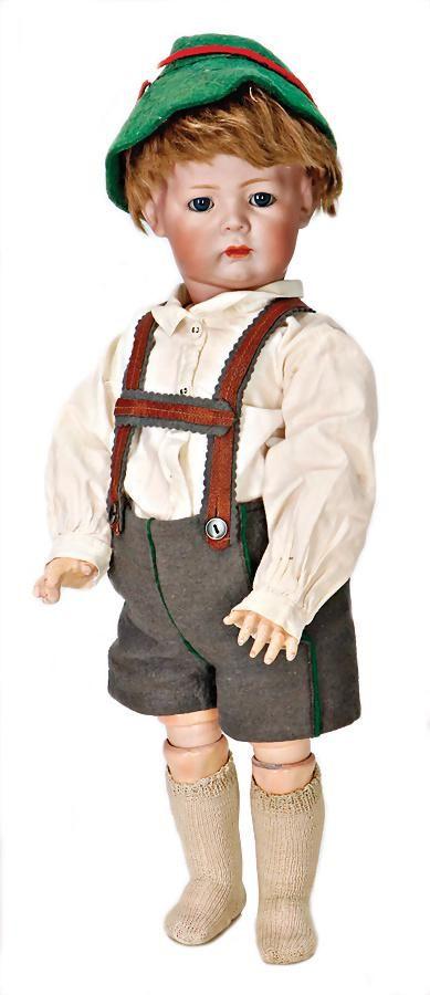 KÄMMER & REINHARDT 115A, bisque porcelain socket