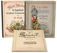 Die Kühne Müllerstochter, der Schreihals, von Wilhelm