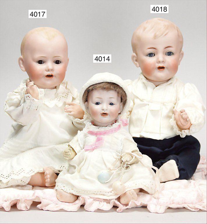 KÄMMER & REINHARDT, 127, bisque character baby, 36 cm,