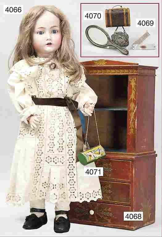 KÄMMER & REINHARDT, 117N, bisque character doll, 76 cm,