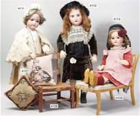 KÄMMER & REINHARDT, Simon & Halbig, doll with bisque po