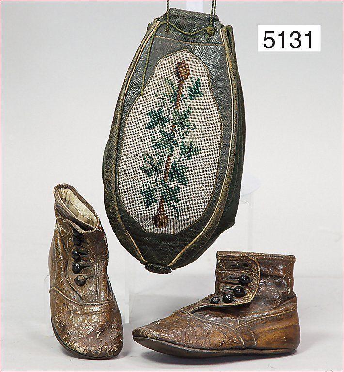 unusual mixed lot, 1x c. 19th century or older, ladies