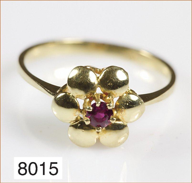Ring, GG 585/000, Rubin, RW 52