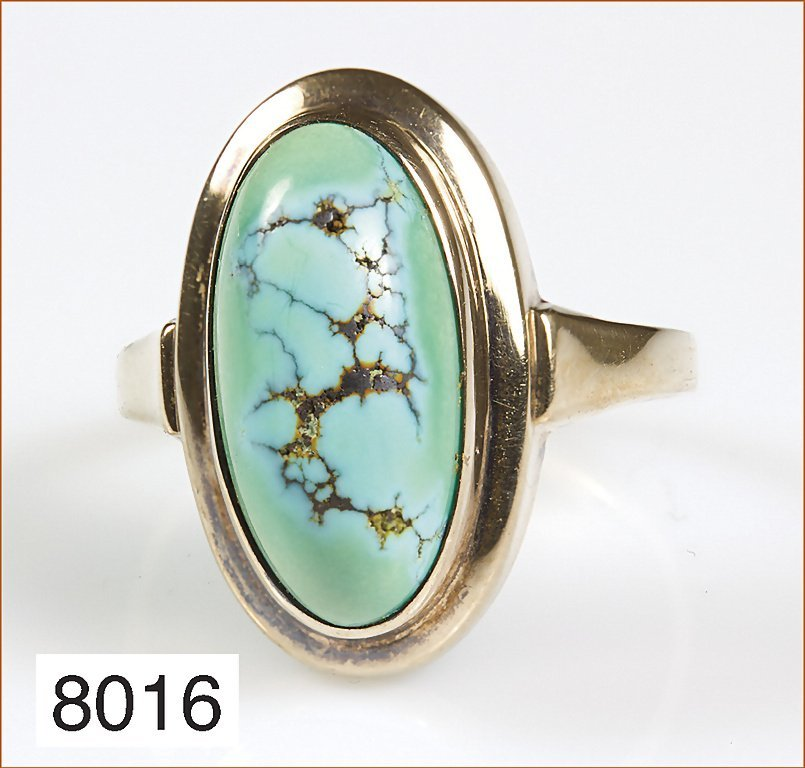 Ring GG 333/000, Türkis, RW ca. 52