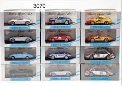 Minichamps Modellautos, 1:43, Audi Quattro, Porsche Cup