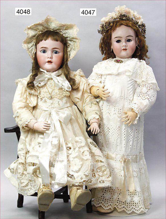 KÄMMER & REINHARDT, Simon & Halbig, doll with bisque