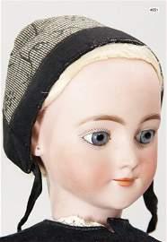 SIMON & HALBIG, 1308 E, doll with bisque porcelain