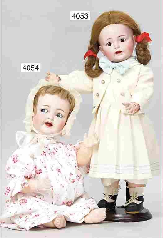 KÄMMER & REINHARDT, for SIMON & HALBIG, doll with