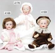 KÄMMER & REINHARDT, 122, bisque character baby, 30 cm,